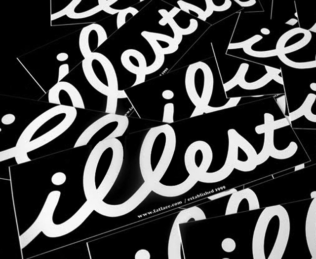 *Free Stickers — Free Illest Stickers - 187.6KB