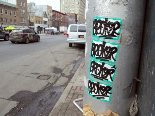 handstyles all city stickers